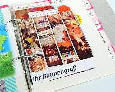 memories book / erinnerungsbuch / februar