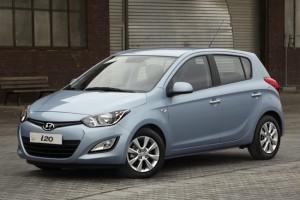 Hyundai i20: Facelift für den Kleinwagen kommt im Sommer 2012