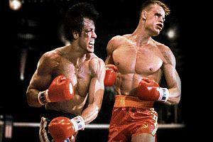 """""""Rocky IV"""" - Der Kampf des Jahrhunderts"""" / """"Rocky IV"""" [USA 1985]"""
