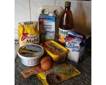 Rezept: Beeren-Mascarpone-Cupcakes