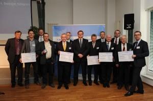 Hocheffiziente Kältetechnik gewinnt den deutschen Kältepreis