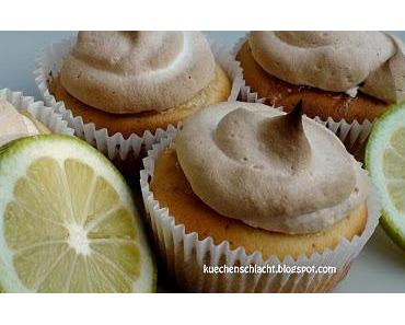 Lemon Baiser Cupcakes