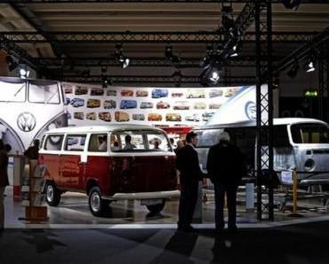 VW Bus Restaurierung