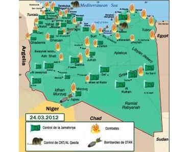 Libyen: Jamahiriya-News 25.3.2012