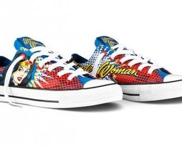 #Converse Chucks #Wonderwoman DC #Comics Spring 2012 Collection