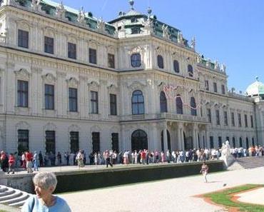 Belvedere Ausstellung in Wien