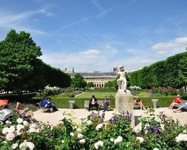 Der Königspalast in Paris