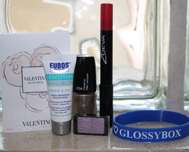 "Glossybox ""Februar Review"""