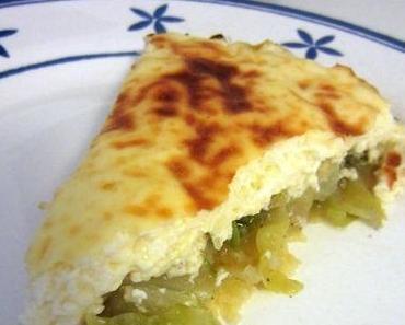 [Rezept] vegetarische Kohl-Quiche