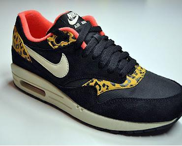 "Nike Air Max 1 ""Black Leopard"""