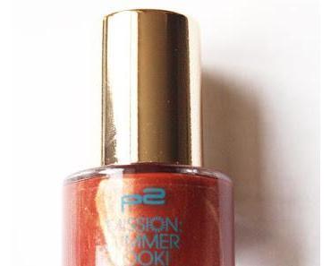 p2 Mission: Summerlook! - metal & shine nail polish