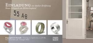 neuer schmuck am hölderlinplatz: atelier-eröffnung fingerglück