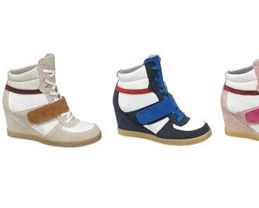 Trend oder Klotz am Bein - Sneakers Wedges