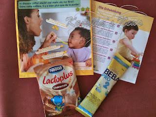 Nestle Baby - Produktemuster