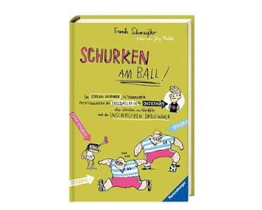 Schurken am Ball – Frank Schmeißer