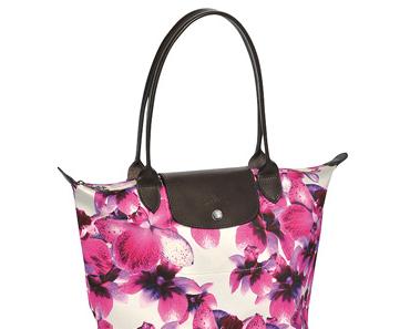 Longchamp Orchideal
