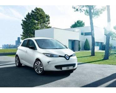 Renault präsentiert das Elektroauto ZOE