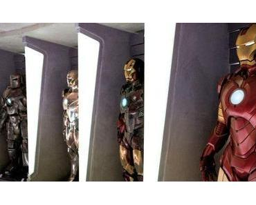 Marvel Cinematic Universe: 'Iron Man' & 'Iron Man 2′