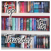 Top Ten Thursday #59