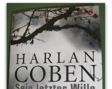 [Rezension] Harlan Coben – Sein letzter Wille
