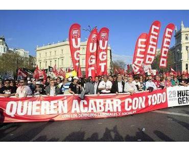 Back to Franco: Passiver Widerstand und Aufruf zu Demonstrationen werden strafbar