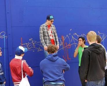 NO ART NO STREET – Eine Filmreihe über Graffiti und Streetart