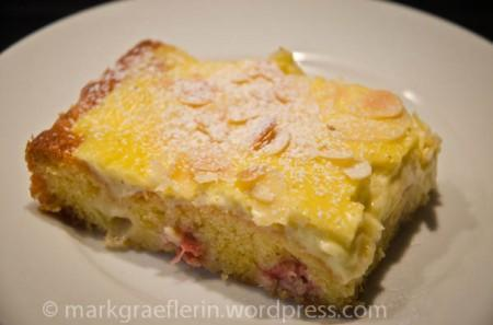 Rhabarber, Rhabarber – best of Rhabarberkuchen
