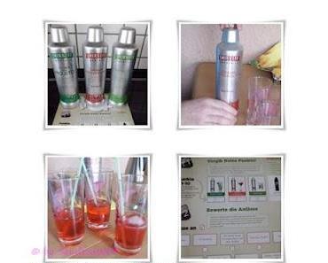 Smirnoff Cocktails bei buzzer