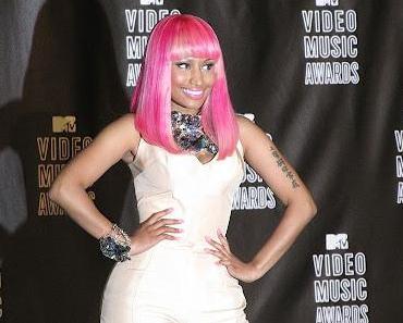 Nicki Minaj löscht Twitteraccount nach Geständnis über Mordgedanken