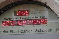 Der deutsche Schuldenberg