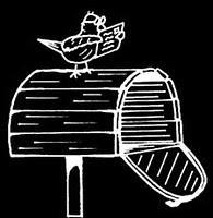 In meiner Mailbox / Briefkasten