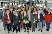 Kleingärtner-, Jugendweihe- und Gymnasium-Besuchergruppe