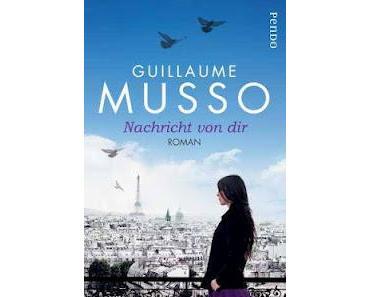Gelesen: Nachricht von Dir von Guillaume Musso