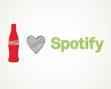 Spotify x Coca-Cola
