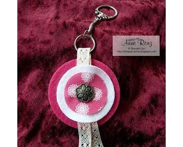 Schlüsselanhänger aus Filz...