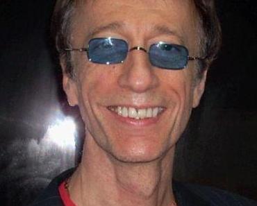 Robin Gibb ist aus dem Koma erwacht!