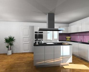 Die Angelones bauen um! Teil 10: DAS ist sie – unsere neue Küche!