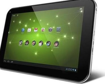 Excite 7.7: Toshiba stellt neues Tablet vor.