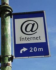 Das Internet als eigentumsfreie Zone