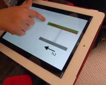 ABC: mit dem iPad lernen es Kinder schnell