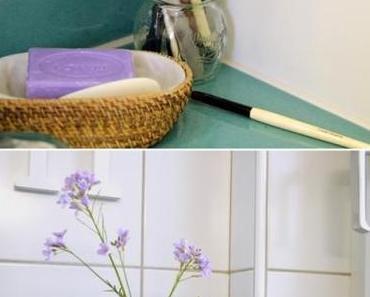 Kleine Bad-Aufhübschung
