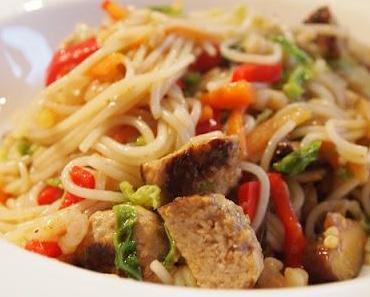 Singapore Noodles - neue Zusammenstellung