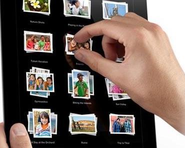 iPad weiterhin Marktführer bei Tablets.