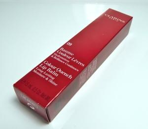 "CLARINS Limitierter Lipgloss  ""Baume Couleur Lévres"" aus der Enchanted Collection"