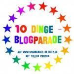 |Blogparade| 10 Dinge…