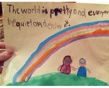 Was wir von Kindern in der Kunst lernen können