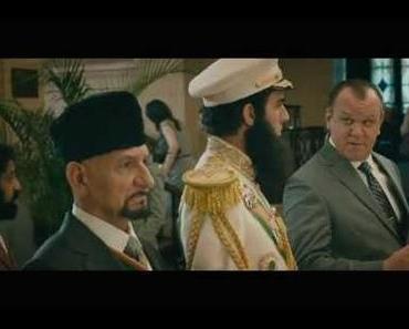 'Der Diktator' Gewinnspiel mit Kinofreikarten
