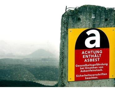 Engültiges Aus für Asbest-Transporte