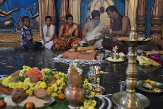 Adhitya's großer Tag