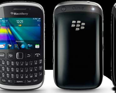 Neues Modell von BlackBerry aufgetaucht
